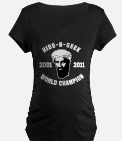 Hide N Seek World Champion T-Shirt