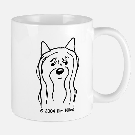 Doodlebug Yorkie Mug