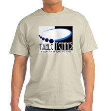 Table Tennis Ash Grey T-Shirt