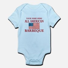 All American BBQ Body Suit