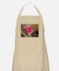 Rose Photograph Apron