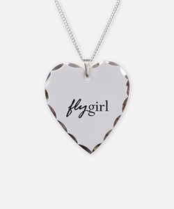 Fly Girl Necklace