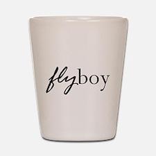 Fly Boy Shot Glass