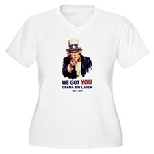 We Got You Osama Bin Laden T-Shirt