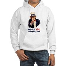 We Got You Osama Bin Laden Hoodie
