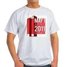 osama bin laden killed may 1 2011 T-Shirt