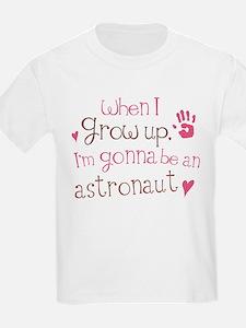 Kids Future Astronaut T-Shirt