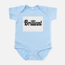 Infant Creeper - Brilliant BLK