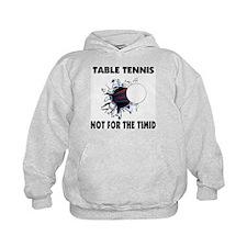 Table Tennis Hoodie