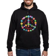 Peace Love Colorado Hoodie