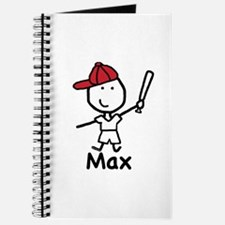 Baseball - Max Journal