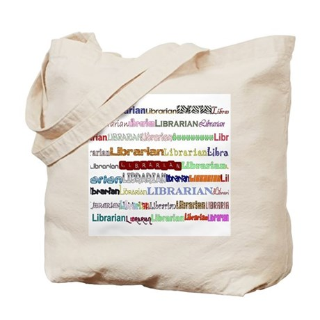 Librarians come in all shapes Tote Bag