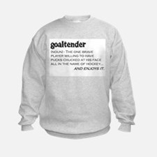 Goaltender Sweatshirt