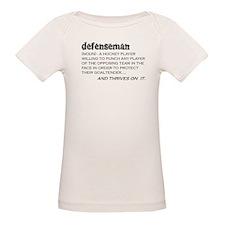 Defenseman Tee