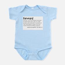 Forward Infant Bodysuit