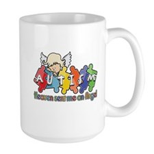 Autism Heaven SentMeAnAngel Mug