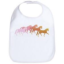 many horses Bib
