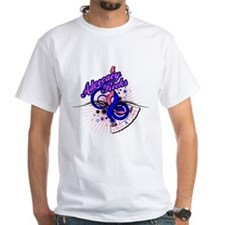 Male Breast Cancer Advocacy R Shirt