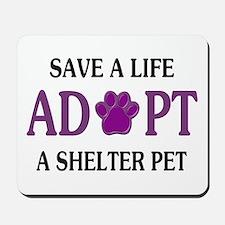 Save A Life Mousepad