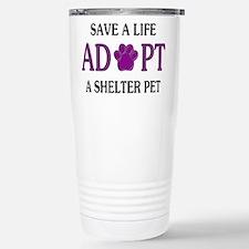 Save A Life Travel Mug
