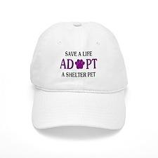 Save A Life Baseball Cap
