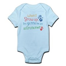 Future Astronomer Kids Infant Bodysuit