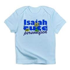 Cute Isaiah Infant T-Shirt