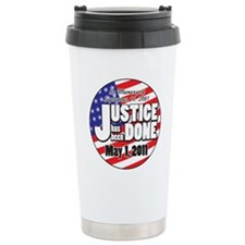 Funny Beaten Travel Mug