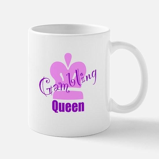 Gambling Queen Mug
