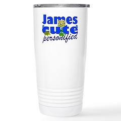 Cute James Travel Mug