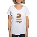 2015 Top Graduation Gifts Women's V-Neck T-Shirt