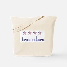 True Colors/Stars Tote Bag