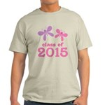 2015 Girls Graduation Light T-Shirt