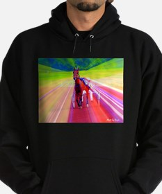 Unique Standardbred horse Hoody