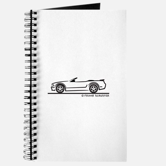 Ford GT Mustang Convertible Journal