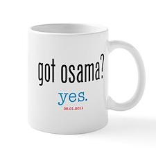 Got Osama? Yes. Mug