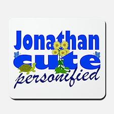 Cute Jonathan Mousepad
