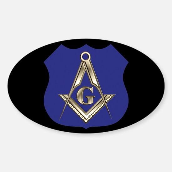 Badge Sticker (Oval)