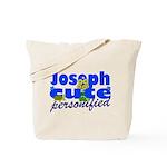 Cute Joseph Tote Bag
