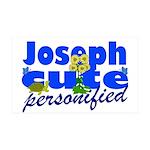 Cute Joseph 38.5 x 24.5 Wall Peel