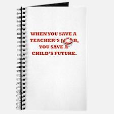 """Save Teachers"" Journal"
