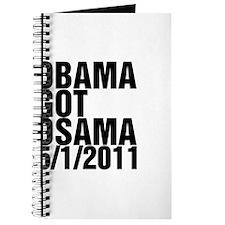 Obama Got Osama Journal
