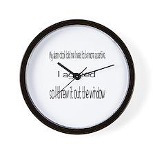 Assertive Clock