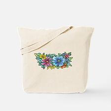 Flower Spray #1 Tote Bag