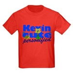 Cute Kevin Kids Dark T-Shirt