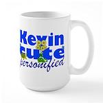 Cute Kevin Large Mug