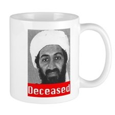 Osama Bin Laden Deceased Mug