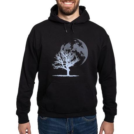 Dead Tree Moon Hoodie (dark)