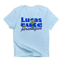 Cute Lucas Infant T-Shirt