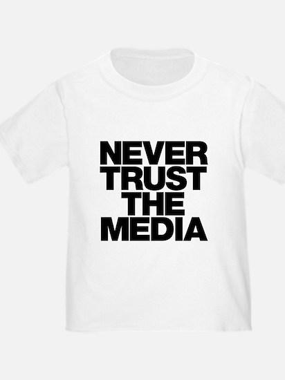 Never Trust The Media T